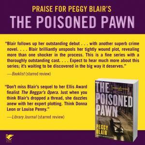 praise for poisoned pawn