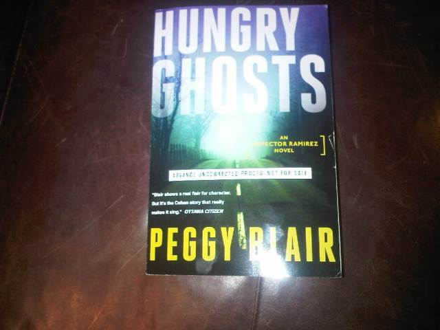 hungry ghosts ARC