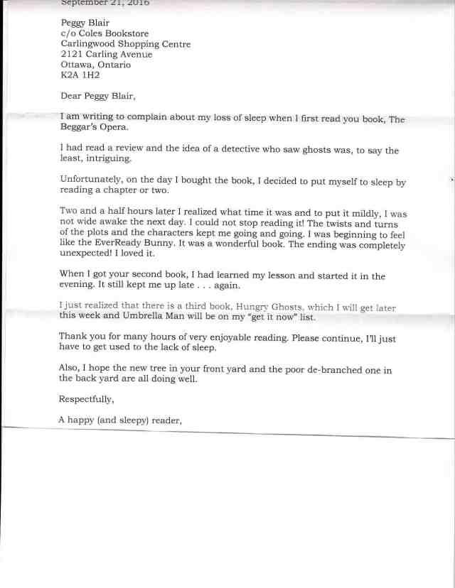 fan-letter